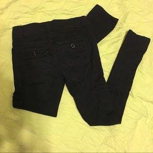 BeBop Pants - Black Cargo/Utility Pants